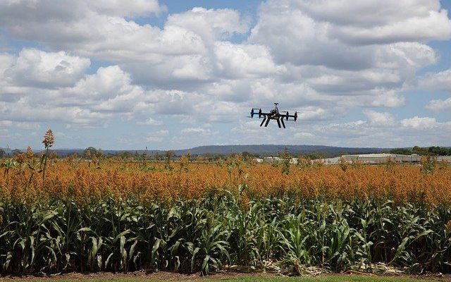 Precision agriculture technology and advantages