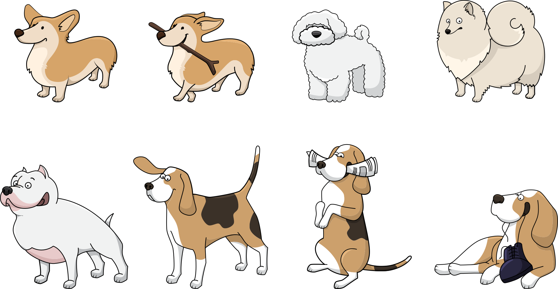 Unique Female Dog Names For All Breeds
